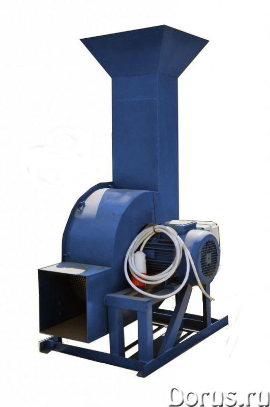 Дробилка для полистирола - Промышленное оборудование - Дробилка для полистирола предназначена для др..., фото 1