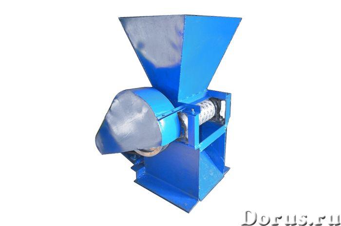 Дробилки для керамзита - Промышленное оборудование - Дробилка предназначена для дробления крупных фр..., фото 1