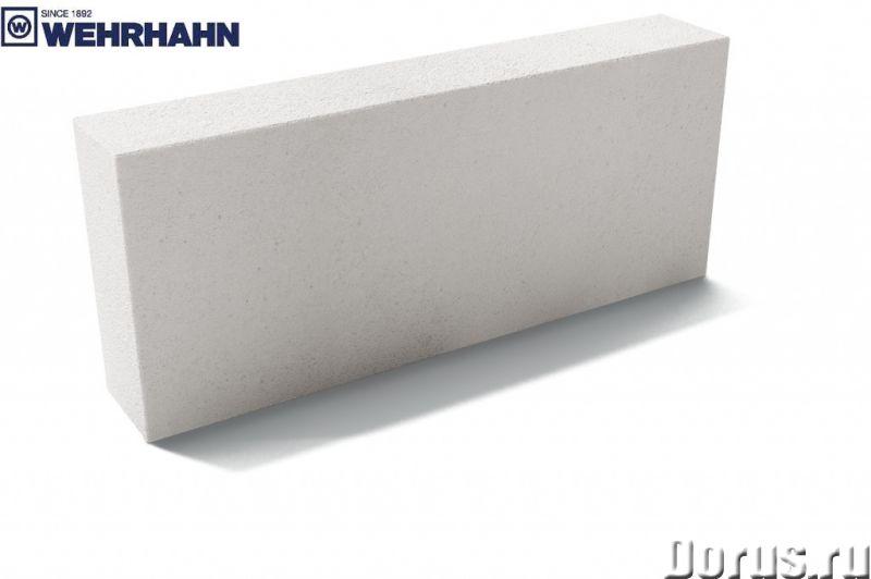 Блоки газосиликатные 1 категории Wehrhahn Старый Оскол - Материалы для строительства - Блоки газосил..., фото 2