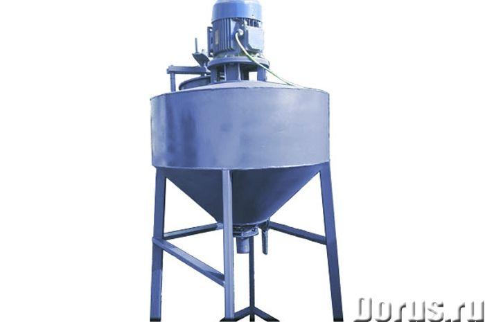 Гипсосмеситель ГС-400 - Строительное оборудование - Смеситель оснащён пускателем ПМЛ тепловым реле и..., фото 1