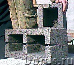 Полироль из воБлоки керамзитобетонные своими руками фото