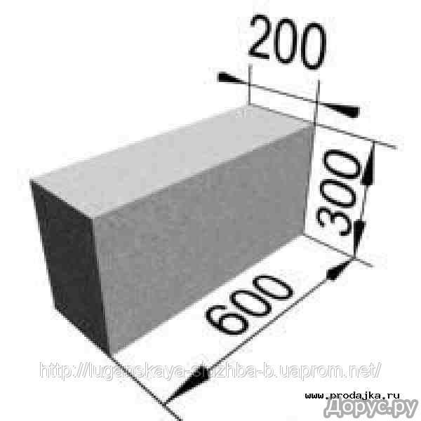 Блоки газосиликатные и мелкоштучные - Материалы для строительства - Блоки газосиликатные производств..., фото 2